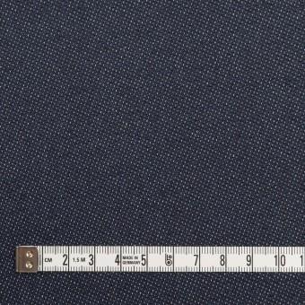 コットン&ポリウレタン×無地(インディゴ)×デニムストレッチ(10.5oz) サムネイル4