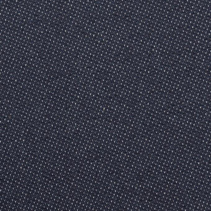 コットン&ポリウレタン×無地(インディゴ)×デニムストレッチ(10.5oz) イメージ1