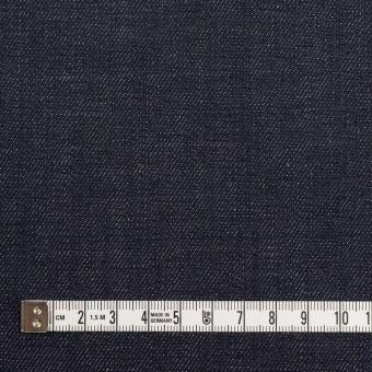 コットン&ポリウレタン×無地(インディゴ)×デニムストレッチ(10oz) サムネイル4