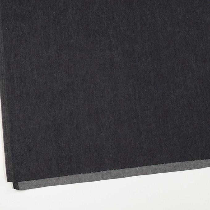 コットン&ポリウレタン×無地(インディゴ)×デニムストレッチ(7.5oz) イメージ2