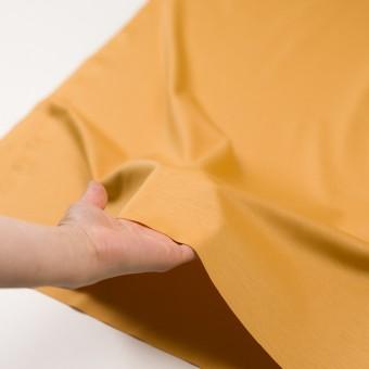 レーヨン&コットン混×無地(マリーゴールド)×スムースニット_全6色 サムネイル5