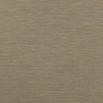 レーヨン&コットン混×無地(アッシュカーキ)×スムースニット_全6色 サムネイル1