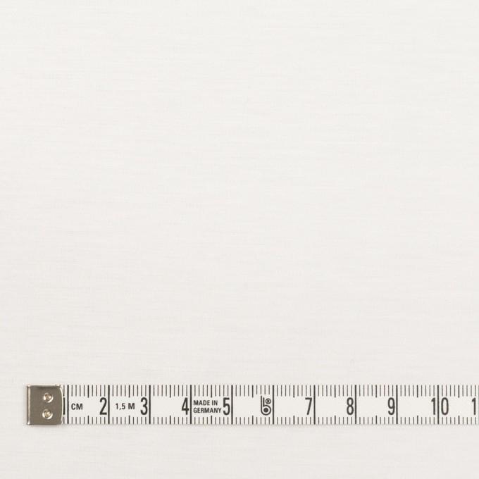 レーヨン&コットン混×無地(オフホワイト)×スムースニット_全6色 イメージ4