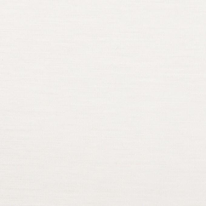 レーヨン&コットン混×無地(オフホワイト)×スムースニット_全6色 イメージ1