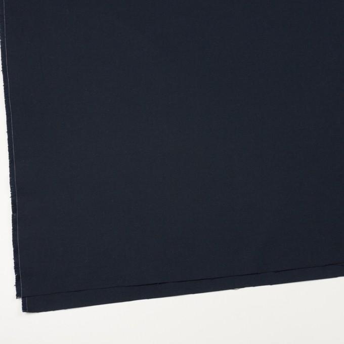 コットン×無地(ネイビー)×オックスフォード_全2色 イメージ2