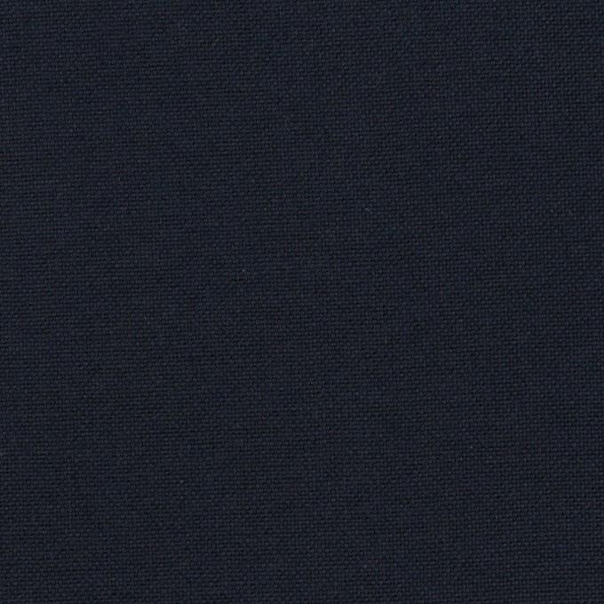 コットン×無地(ネイビー)×オックスフォード_全2色 イメージ1
