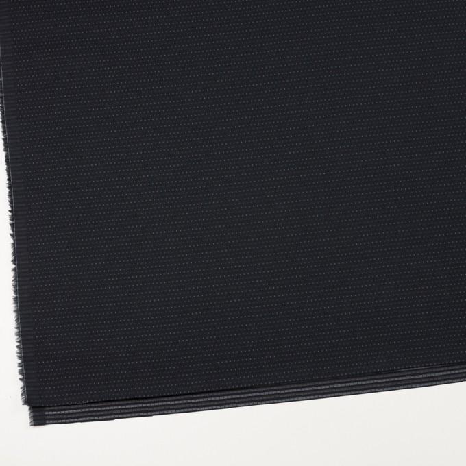 コットン×ドット(ブラック)×ブロードドビー イメージ2