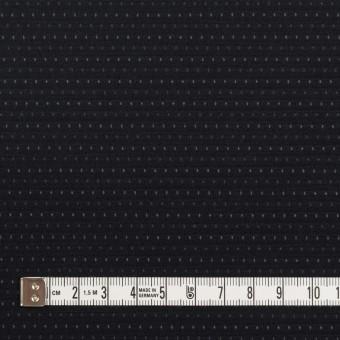コットン×ドット(ブラック)×ブロードドビー サムネイル4