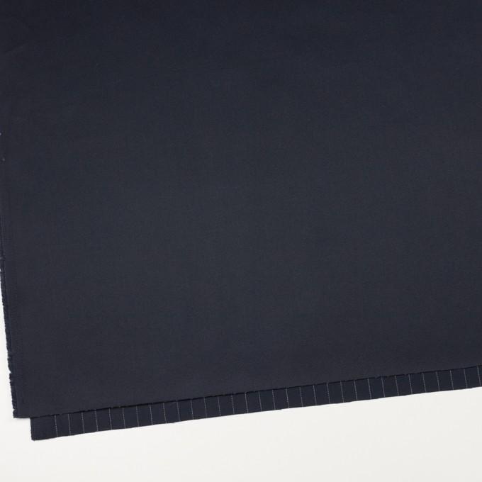 コットン×無地&ストライプ(ダークネイビー)×チノクロス イメージ2