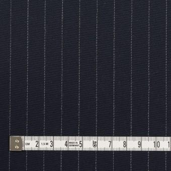 コットン×無地&ストライプ(ダークネイビー)×チノクロス サムネイル6