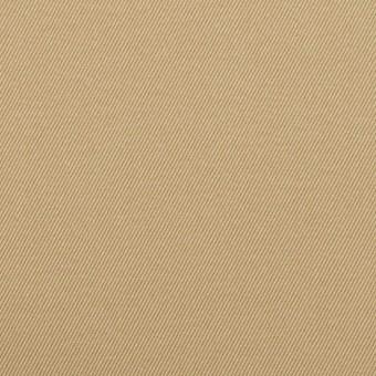 コットン×無地(ベージュ)×チノクロス サムネイル1