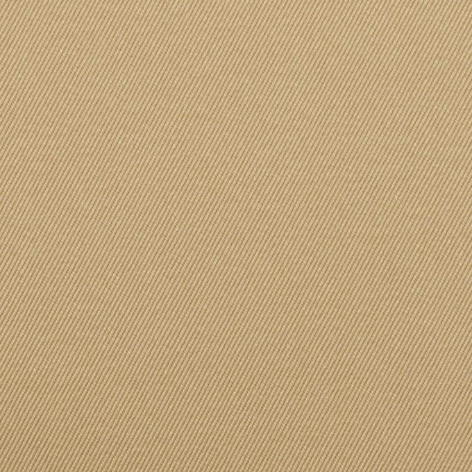 コットン×無地(ベージュ)×チノクロス イメージ1