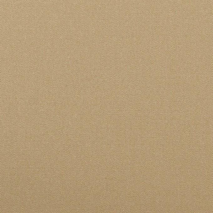 コットン×無地(カーキベージュ)×シャンブレー・ギャバジン イメージ1