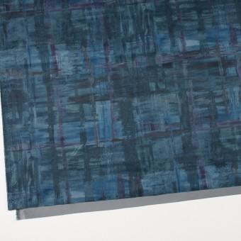 ポリエステル×ペイント(ブルー)×タフタ_全3色 サムネイル2