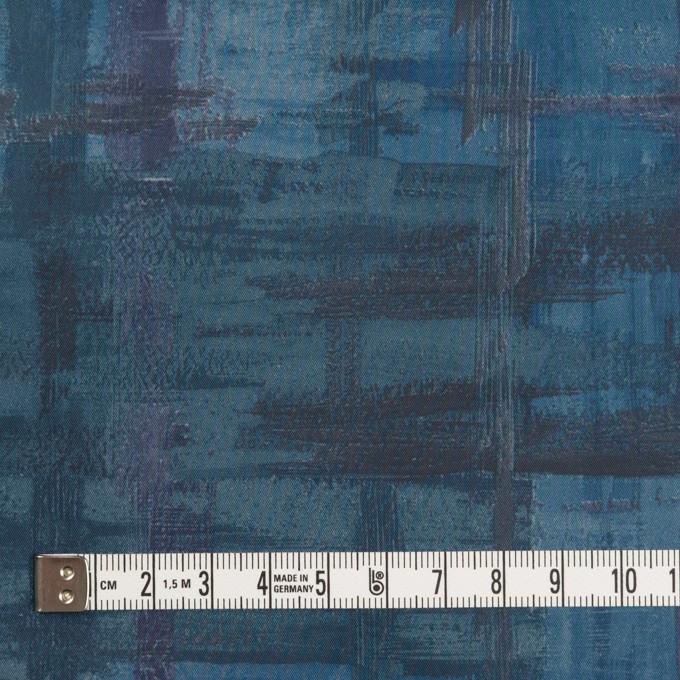 ポリエステル×ペイント(ブルー)×タフタ_全3色 イメージ4