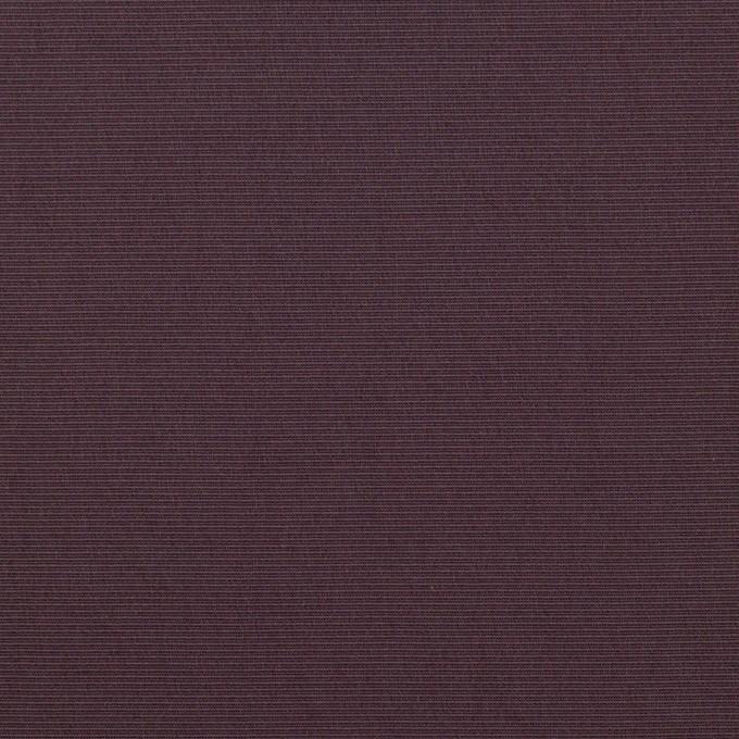 ナイロン&ポリウレタン×無地(レーズン&ブラック)×ファイユストレッチ(ボンディング) イメージ1