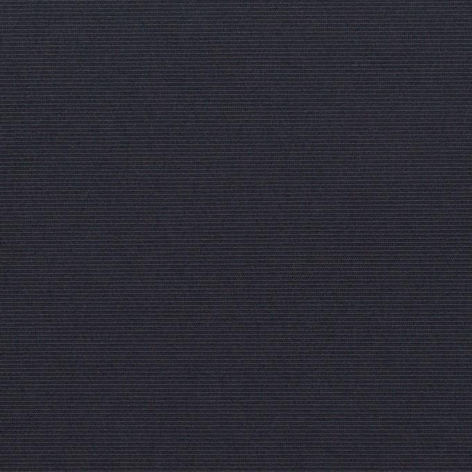 ナイロン&ポリウレタン×無地(ダークネイビー)×ファイユストレッチ_全3色 イメージ1