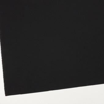ナイロン&ポリウレタン×無地(ブラック)×ファイユストレッチ_全3色 サムネイル2