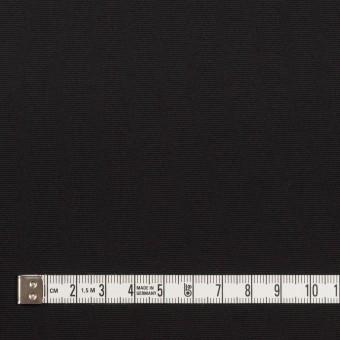 ナイロン&ポリウレタン×無地(ブラック)×ファイユストレッチ_全3色 サムネイル4