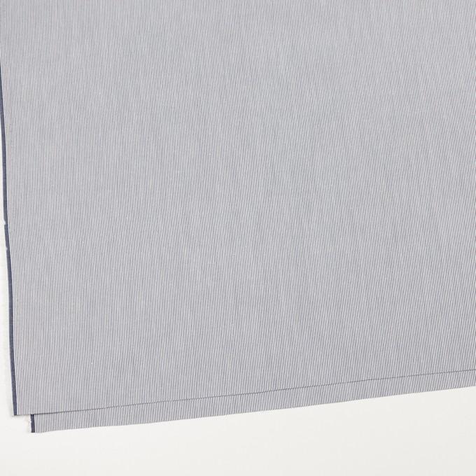 コットン×ストライプ(ホワイト&ブルー)×コードレーン_全2色 イメージ2