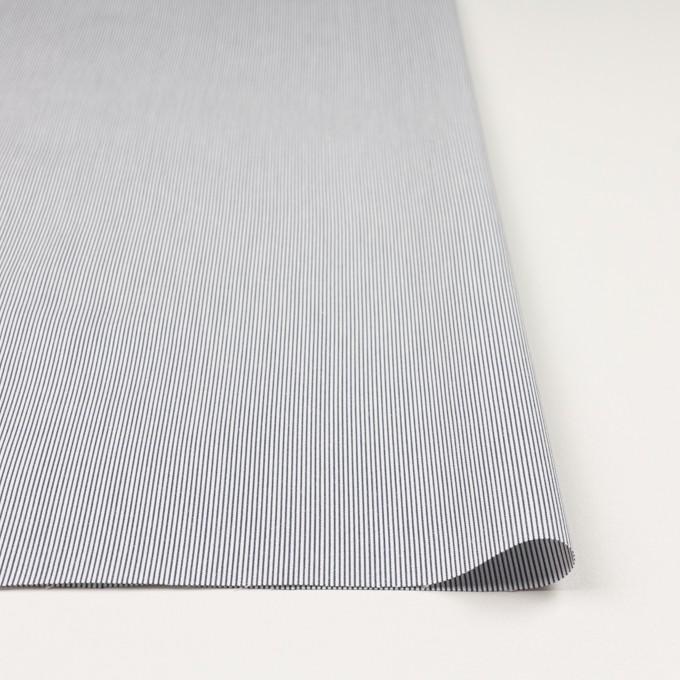 コットン×ストライプ(ホワイト&ブルー)×コードレーン_全2色 イメージ3