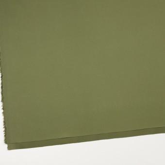 コットン&ポリウレタン×無地(フォレストグリーン)×サージストレッチ サムネイル2