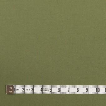 コットン&ポリウレタン×無地(フォレストグリーン)×サージストレッチ サムネイル4