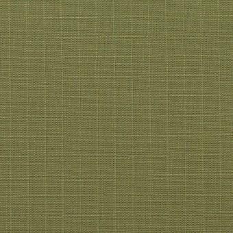 コットン&リネン×無地(カーキグリーン)×リップストップ サムネイル1