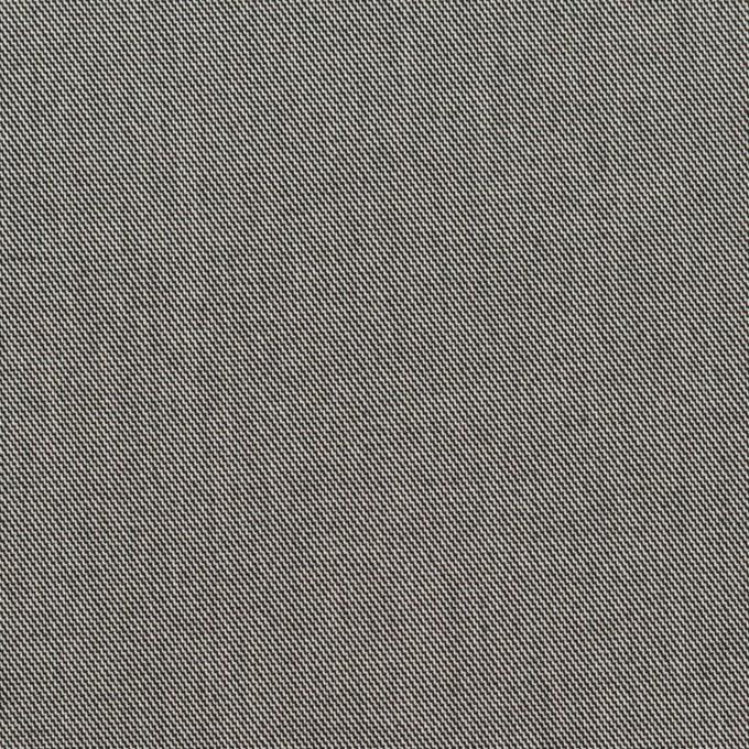 コットン×無地(グレー)×サージ_イタリア製 イメージ1