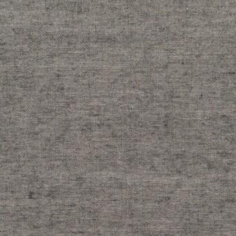 コットン&レーヨン×無地(グレー)×シャンブレー・ローンワッシャー サムネイル1