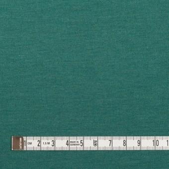 テンセル&ポリエステル×無地(マリンブルー&テールグリーン)×Wフェイス天竺ニット(フォームラミネート加工)_全2色 サムネイル6