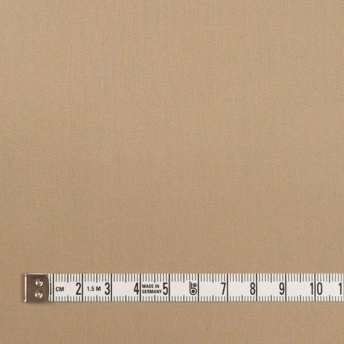 コットン×無地(オークルベージュ)×サテン_全3色 イメージ4