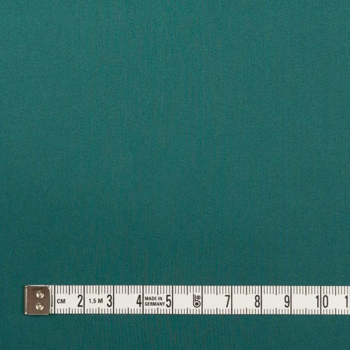 コットン×無地(テールグリーン)×サテン_全3色 イメージ4