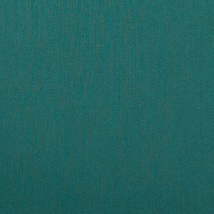 コットン×無地(テールグリーン)×サテン_全3色 イメージ1