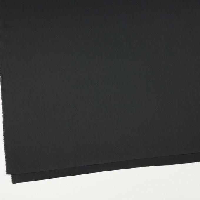 コットン×無地(ブラック)×サテン_全3色 イメージ2