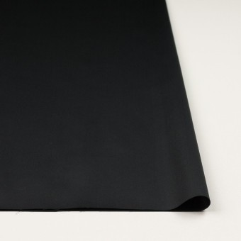 コットン×無地(ブラック)×サテン_全3色 サムネイル3