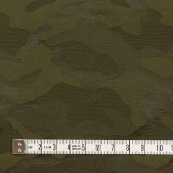 コットン&ナイロン×迷彩(カーキグリーン)×ジャガード_全2色 サムネイル4