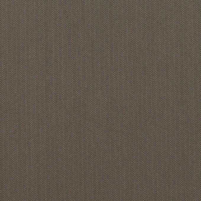 コットン&ポリアミド混×無地(チャコールグレー)×ヘリンボーン・ストレッチ_全2色_イタリア製 イメージ1