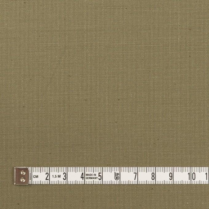 コットン×無地(アッシュカーキ)×キャンバス_全2色 イメージ4