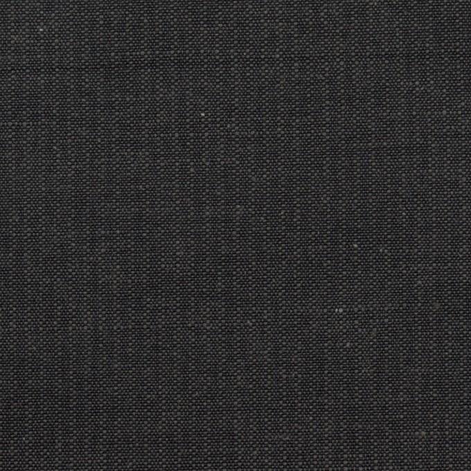 コットン×無地(チャコール)×キャンバス_全2色 イメージ1