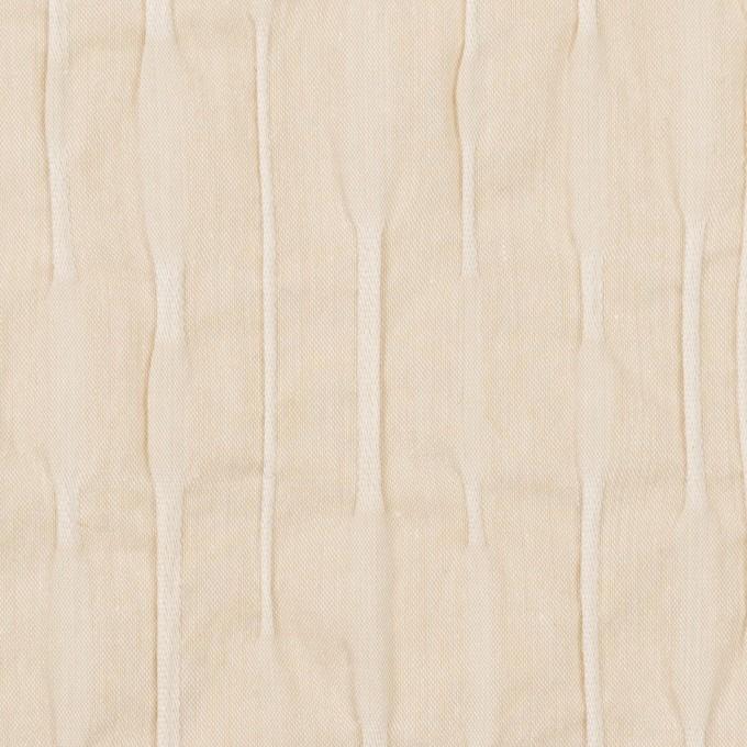 コットン&ナイロン混×無地(キナリ)×タテタック_全2色 イメージ1