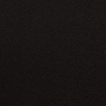 ポリエステル×無地(ブラック)×サテン