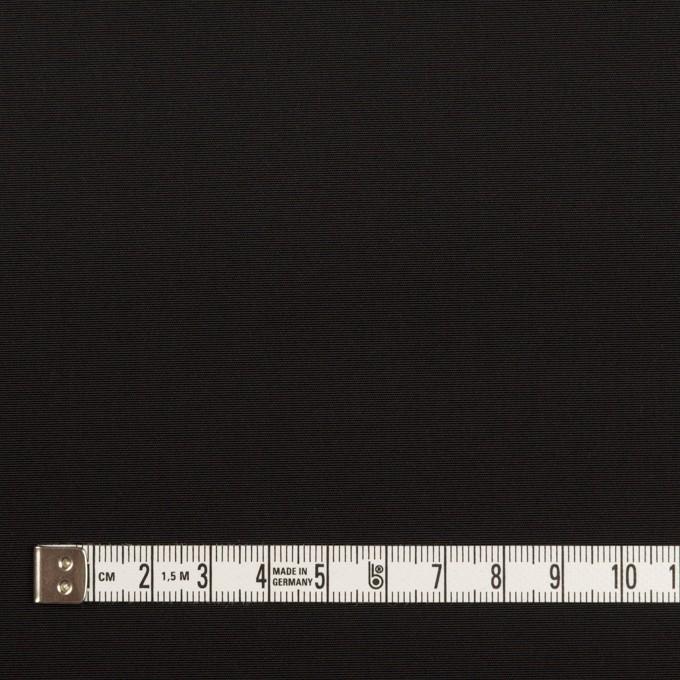 ポリエステル×無地(ブラック)×形状記憶タフタ イメージ4