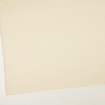 コットン&シルク混×サークル(クリーム)×サテンジャガード サムネイル2