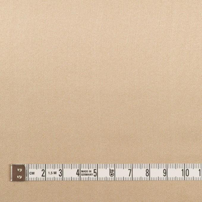 シルク×無地(シャンパンゴールド)×サテン イメージ4