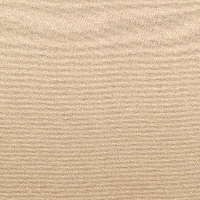 シルク×無地(シャンパンゴールド)×サテン イメージ1