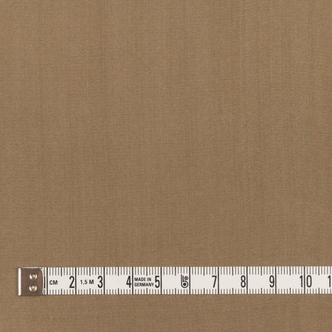レーヨン&シルク×無地(モカ)×シフォン_全2色 イメージ4