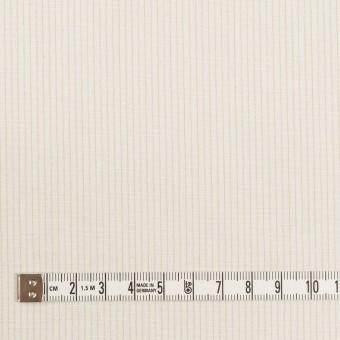 コットン&リネン×ストライプ(ミルク)×ポプリン_全2色 サムネイル4