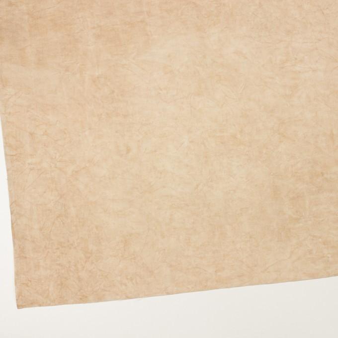 コットン×ミックス(ベージュ)×ボイルジャガード_全2色 イメージ2
