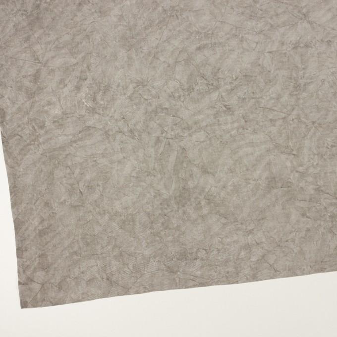 コットン×ミックス(ストーングレー)×ボイルジャガード_全2色 イメージ2